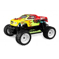 Himoto Monster Truck 1/16 RTR 2,4GHz - red