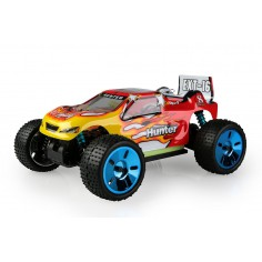 Himoto Truggy 1/16 RTR 2,4GHz - red