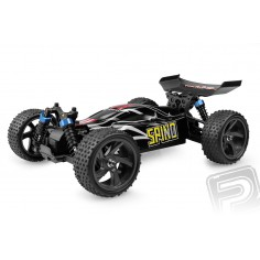 HIMOTO SPINO 1/18 buggy black color body