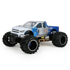 HIMOTO 1:5 MEGAP Monster truck 2,4GHy 32ccm Black