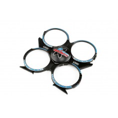 LRP H4 Gravit Micro 2.4 Ghz Quadrocopter - Rotor guard, incl. Canopy and searchlight hous