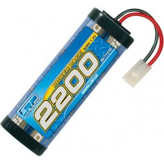 LRP Power Pack 2200 - 7.2V - 6-cell NiMH Stickpack