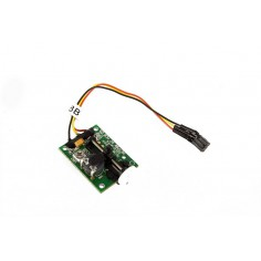 Single small torgue servo
