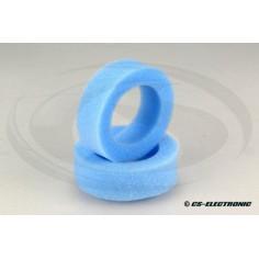 1:10 Offroad Reifeneinlage 4WD -Front- hart, blau (2)