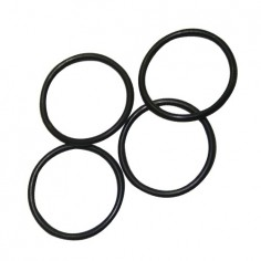 Spare silicon O-ring for light covered wheel nut (5pcs.)