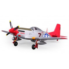 "P-51 Mustang V2 (Baby WB) ""Red Tail"" PNP"