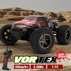 Challenger 1:12 Monster 2WD 40km/h 2.4Ghz RTR + Li-ION