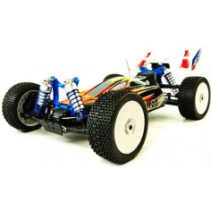WereWolf PRO 1:8 Buggy 2.4Ghz LIPO RTR Waterproof ESC