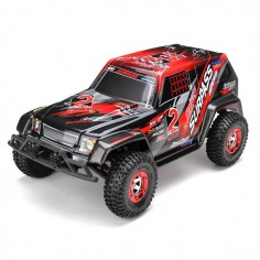 FY02 Extreme-2 1:12 Džipas 4WD 40km/h 2.4Ghz RTR + Li-ION