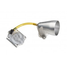 Suction nozzle carburator 116