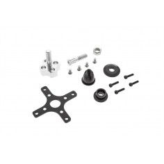 Set for backward mounting with propeller adaptor for C35xx (4 mm)