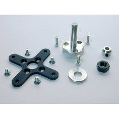 Radial Mount Set for AXI2808(14)