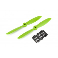 Propellers HQ 6x4,5 CCW 1 pair (green)