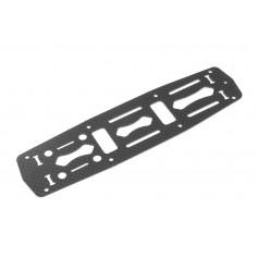 XBIRD 250 Carbon Fiberglass Upper Frame Plate
