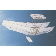 "Wright Flyer 58"" wingspan"