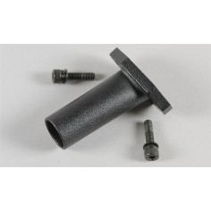 Manifold f. Tuning pipe 1:6 black, 1pce.