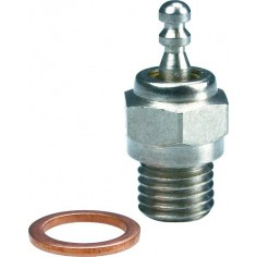 LRP Platinum/Iridium glow plug 2 - standard - R4 medium