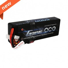 Gens Ace 5000mAh/7.4V 50C-100C(max) 2S1P 5C charge Li-Po akumuliatorius ROAR-LEGAL