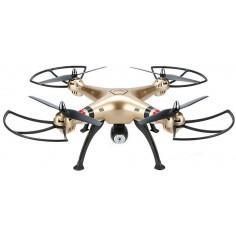 SYMA X8HC dronas su Altitude Hold ir HD kamera, 2,4Ghz RTF