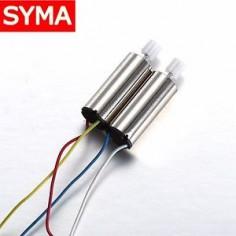 Syma X11, X13 varikliai 6x15.2mm varkliai 2vnt. (priešingų krypčių)