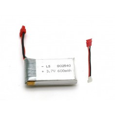 Syma X5 LI-PO 600mAh 3.7V 25C akumuliatorius