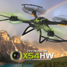 SYMA X5HW 310mm dronas su Altitude Hold ir WIFI FPV kamera, 2.4Ghz RTF 11