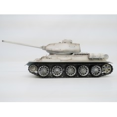 German Tiger I ADVANCED FULL METAL 1:16 tanko modelis 2.4Ghz RTR, garsas + dūmai + metal tuning