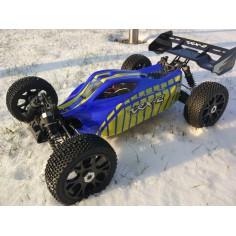 VRX Blast BX EBL 1:8 Buggy BRUSHLESS Li-PO 2.4Ghz RTR