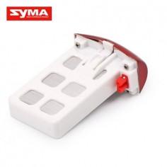 Syma X5H LI-PO 1200mAh 3.7V 25C padidinto talpos akumuliatorius