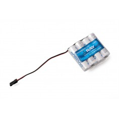 4.8V 2000AA ENELOOP Sanyo RX 4cell. receiv.pack