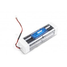 9.6V 2500AA Sanyo ENELOOP TX 8cell. transc.pack