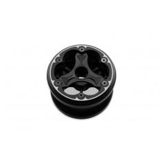 2.2 VWS Beadlock Wheels (Black) (2pcs) (Fits XR10)