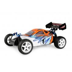 HiMOTO buggy 1:10 elektro RTR set 2,4GHz blue