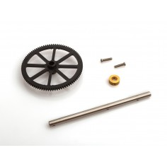 LRP SpeedHornet Pro 2.4 Ghz - Rotor shaft set incl. main gear