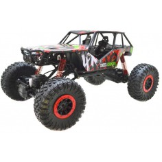 HB 1:10 Rock Crawler RED 2.4Ghz RTR + Li-ION