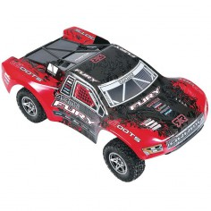 2016 Fury BLX W/O Battery 2WD RTR Red/Black