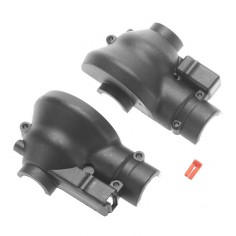 Differential Case Set Front/Rear Nero