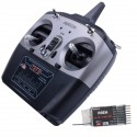 RadioLink T8FB 2.4GHz 8CH (Mode 2) + R8EH imtuvas