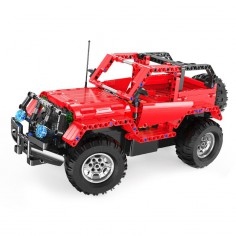 "Konstruktorius 2-in-1 ""JEEP + WARIOR"" 1:14 2.4 GHZ"