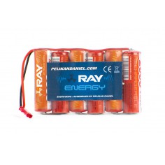 7.2V 2000AA Long RAY 6cell. BEC connector