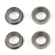 FT Flanged Bearings, .250 x .3 in
