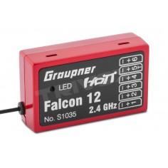 Gyro receiver HOTT Falcon 12
