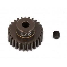 FT Aluminum Pinion Gear, 27T 48P, 1/8 shaft