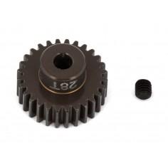 FT Aluminum Pinion Gear, 28T 48P, 1/8 shaft