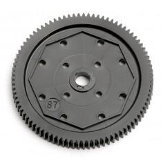 Spur Gear, 87T 48P (#AE9654)