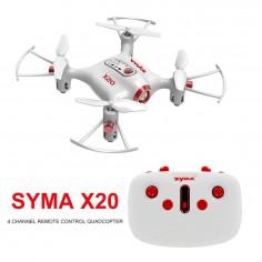 SYMA X20 105mm, 2.4Ghz dronas RTF