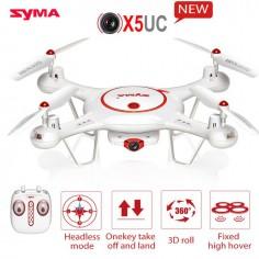 SYMA X5UC 320mm dronas su Altitude Hold ir HD kamera, 2.4Ghz RTF