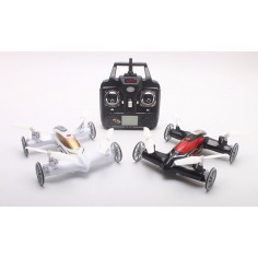 SYMA X9 215mm, 2.4Ghz dronas ir automodelis viename RTF