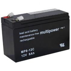 Multipower Blei-Akku MP10,0-12C