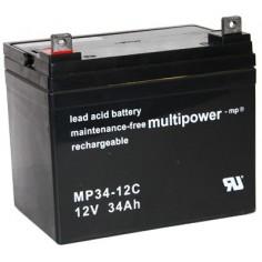 Multipower Blei-Akku MP34,0-12C